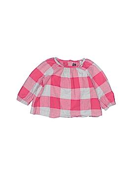 Baby Gap 3/4 Sleeve Top Size 3-6 mo