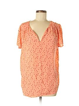 Hinge Short Sleeve Blouse Size 1