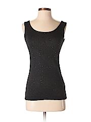 Saks Fifth Avenue Women Sleeveless Silk Top Size XS