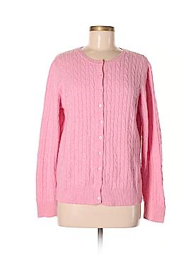 L.L.Bean Wool Cardigan Size L