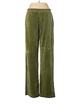 Metro Style Velour Pants Size M