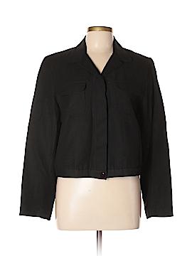 Herman Geist Silk Blazer Size 12