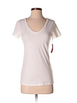 Velvet Short Sleeve T-Shirt Size S