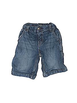 OshKosh B'gosh Denim Shorts Size 6 (Husky)