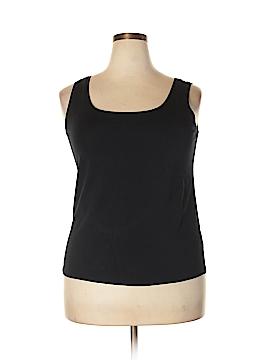 Noe + Zoe Tank Top Size 1X (Plus)