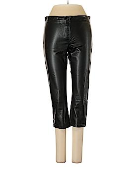 Alice + olivia Faux Leather Pants Size 2