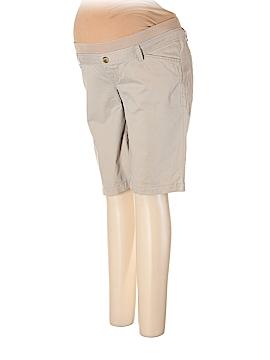 Old Navy - Maternity Khaki Shorts Size 10 (Maternity)
