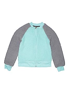 One Step Up Fleece Jacket Size 10 - 12