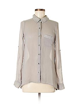 Vanity Long Sleeve Blouse Size M