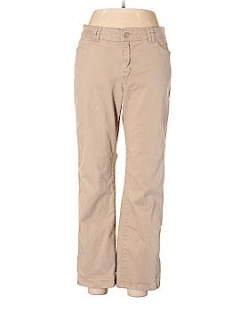 Lee Casual Pants Size 14 (Petite)