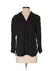 Lauren by Ralph Lauren Women Long Sleeve Blouse Size S