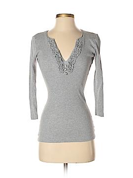 Charlotte Tarantola 3/4 Sleeve Top Size S