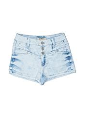 BLUE SPICE Women Denim Shorts Size 1