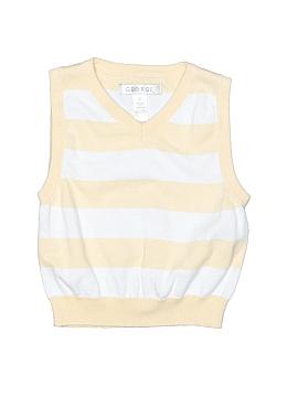 George Sweater Vest Size 3T
