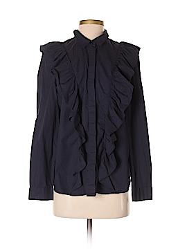 BA&SH Long Sleeve Blouse Size Lg (3)