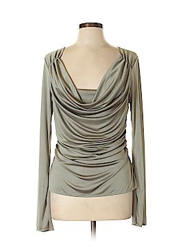 Moda International Long Sleeve Blouse Size L