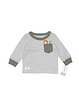 Cat & Jack Long Sleeve T-Shirt Size 6 mo