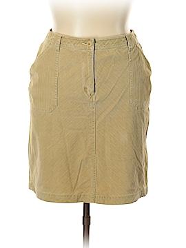 L.L.Bean Casual Skirt Size 14
