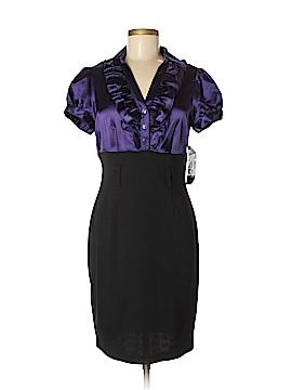 Signature London Style Casual Dress Size 8