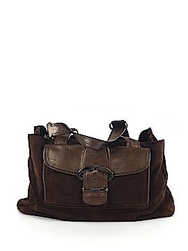 Charles David Leather Shoulder Bag One Size
