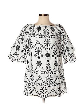 Zara 3/4 Sleeve Blouse Size XS
