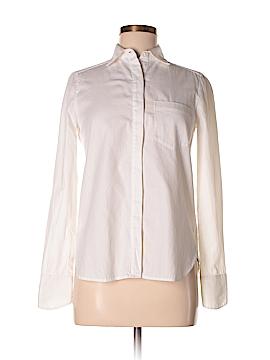 BCBGMAXAZRIA Long Sleeve Button-Down Shirt Size XXS