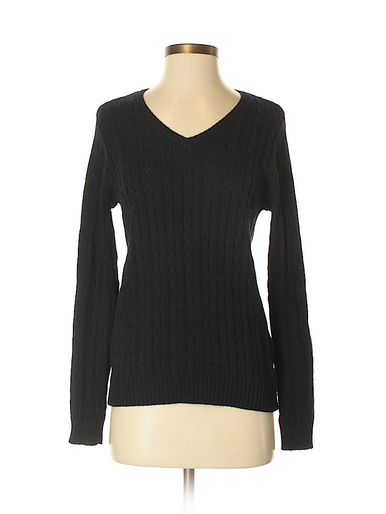 Harve Benard by Benard Holtzman Women Pullover Sweater Size S