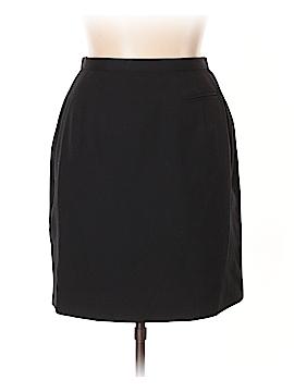 Working Classics Wool Skirt Size 14