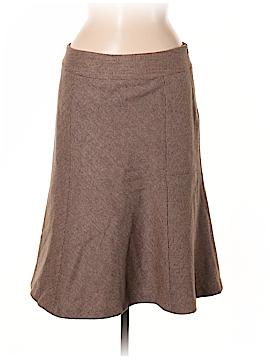 Zara Basic Wool Skirt Size 8