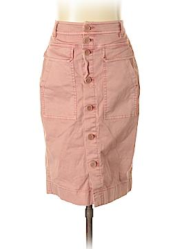 J. Crew Denim Skirt Size 00