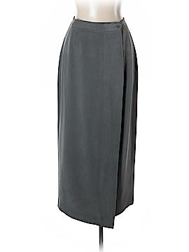 Chaus Silk Skirt Size 10
