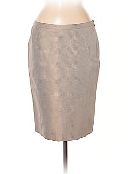 Armani Collezioni Silk Skirt Size 8