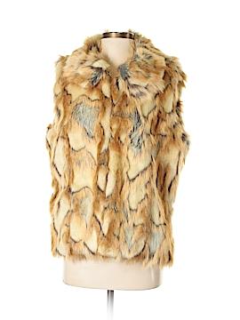 Rachel Zoe Faux Fur Jacket Size M