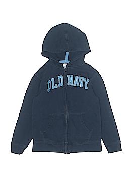 Old Navy Zip Up Hoodie Size S (Kids)