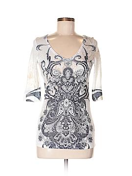 Unbranded Clothing 3/4 Sleeve T-Shirt Size M