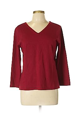 Casual Corner Silk Pullover Sweater Size XL