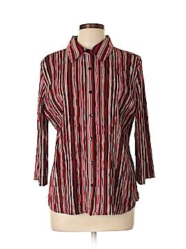 Como Long Sleeve Blouse Size XL