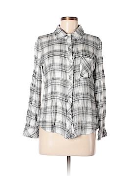 Fate Long Sleeve Button-Down Shirt Size S
