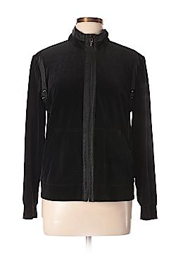St. John Sport Track Jacket Size L