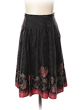 Ted Baker London Silk Skirt Size 3