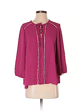 Hayden 3/4 Sleeve Blouse Size S