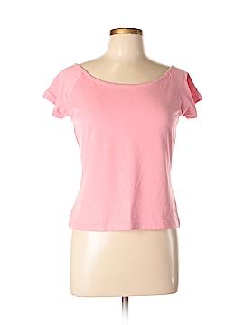 Sigrid Olsen Short Sleeve T-Shirt Size L