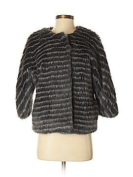 Tibi Faux Fur Jacket Size S