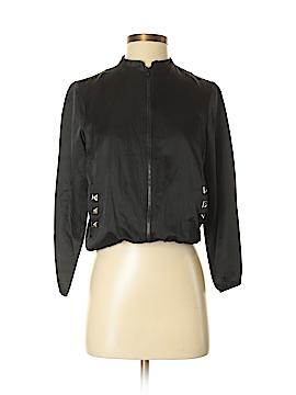 Loeffler Randall Denim Jacket Size 4