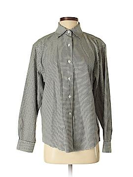 Talbots Long Sleeve Button-Down Shirt Size 8