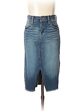 Lucky Brand Denim Skirt Size 2