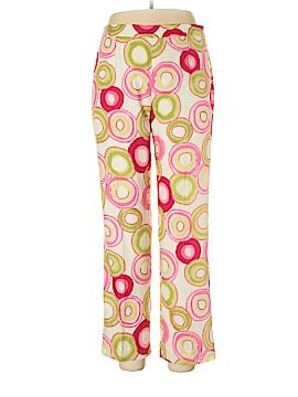Etcetera Linen Pants Size 12