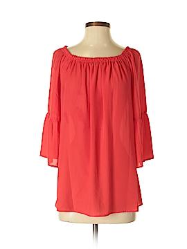 Violet & Claire 3/4 Sleeve Blouse Size S