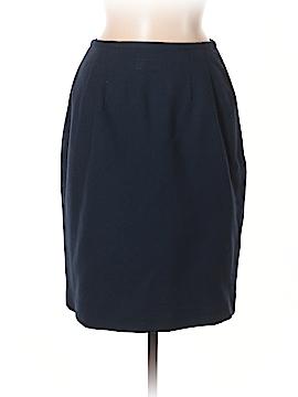 Amanda Smith Wool Skirt Size 8