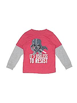Star Wars Long Sleeve T-Shirt Size 5T